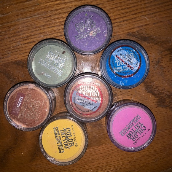 Maybelline Makeup | Color Tattoo Loose Eyeshadow | Poshmark
